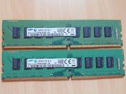 16GB 2x 8GB Samsung DDR4