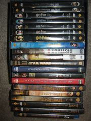 20 DVDs Spielfilme Harry Potter