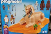 Verkaufe PLAYMOBIL Sphinx mit Mumienversteck