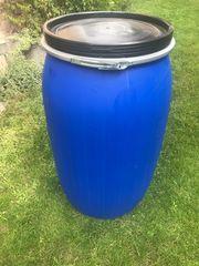 wasserfässer futterbehälter 200 Liter gereinigt