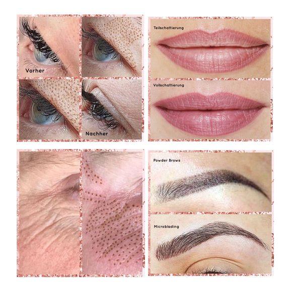 Modelle gesucht PMU Lippen Powder
