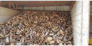 Brennholz aus Buchen- Eichen- Birkenholz