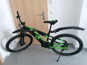 E-Bike Mountain Bike Raymon Trailray