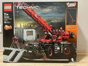 Verkaufe Lego Technik Kranwagen Set