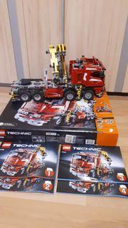 Lego Technic Truck mit Schwenk-Kran