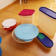 Tupperware verschiedene Behälter