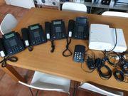 Sehr gepflegte AGFEO Telefonanlage und