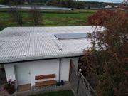 215 m² Faserzementplatten Dachplatten Eternit