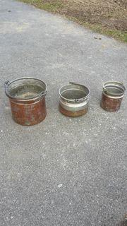 Kupfer Töpfe