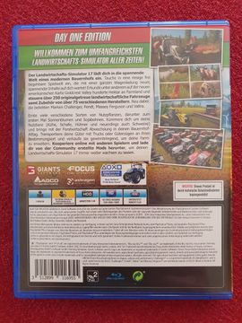PlayStation 4 - Landwirtschafts-Simulator 17 PlayStation 4