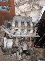 Golf 2 16V Motor MB