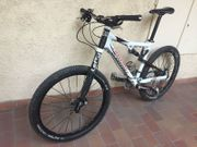 Cannondale Rize Carbon Fully mit