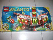 Lego Atlantis - Unterwasser Hauptquartier 8077 -