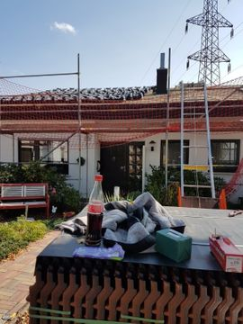 Dachdecker für Dach