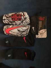 Schienbeinschoner schwarz von Nike neu