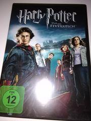 Harry Potter DVD und der