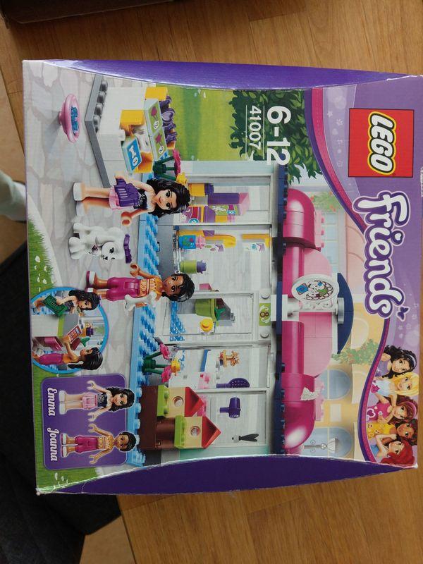 Lego friends Heartlake Tiersalon 41007