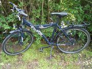 Fahrrad 24 Zoll blau