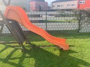 Rutsche Kinderrutsche Gartenrutsche Spielrutsche