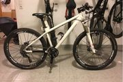 Leichtes Mountainbike Größe M Hardtail