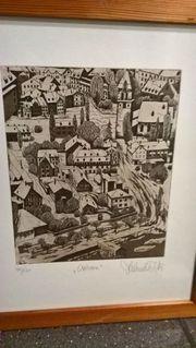 Kunstdrucke vom Vorarlberger Künstler Helmuth