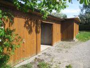 Einfache Garage Einstellplatz oder Lager -