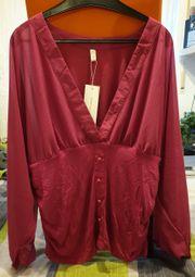 Pluse Size Bluse - NEU mit Etikett