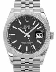 2021 Rolex Datejust 126234 Stahl