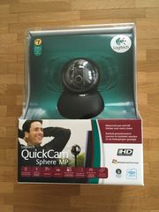 Logitech QuickCam Kugel MP Spere