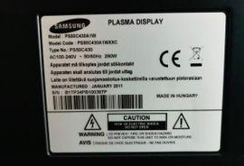 TV, Projektoren - Samsung Fernseher Set