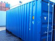 Mainz Seecontainer 20ft BJ2020 Preis