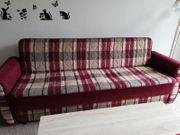 Schönes Sofa mit Liegefunktion und