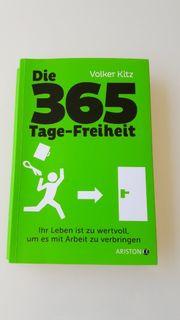 Die 365-Tage-Freiheit von Volker Kitz