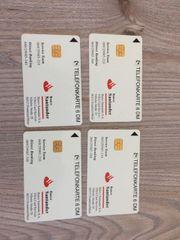 Achtung Sammler Telefonkarten Banco Santander
