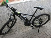 CHRISSON E-Bike Mountainbike E-Mounter 27