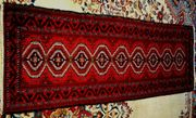 Orientteppich Belutsch alt 190x64 T092