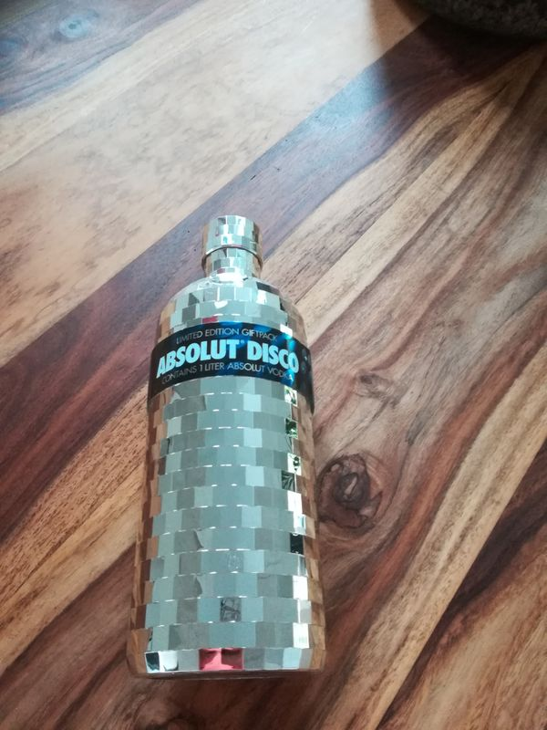 Absolut Vodka Disco