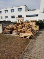 Holz zum basteln oder verbrennen