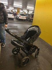 Kinderwagen teilbar