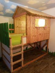 Baumhaus Kinderbett