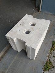 Mauersteine Kalksandstein 240x240x300