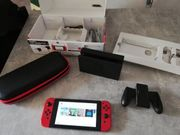 Nintendo switch Mario Odyssee Edition