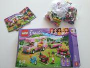 Lego Friends Abenteuer Wohnmobil 3184