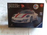 PUZZLE - Ravensburger 3D - Porsche 911