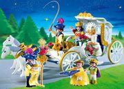 Playmobil 4258 Königliche Hochzeitskutsche