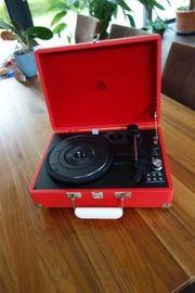Schallplatten-Spieler