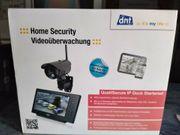 Drahtlose Videoüberwachung inkl 2 Kameras -