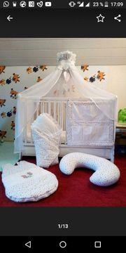 Kinderzimmer Bett Babybett Kinderbett Bettchen
