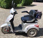 Elektromobil für Senioren Eco Engel