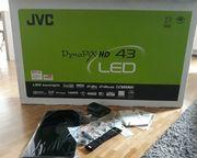 Full HD LCD-Fernseher JVC 43Zoll